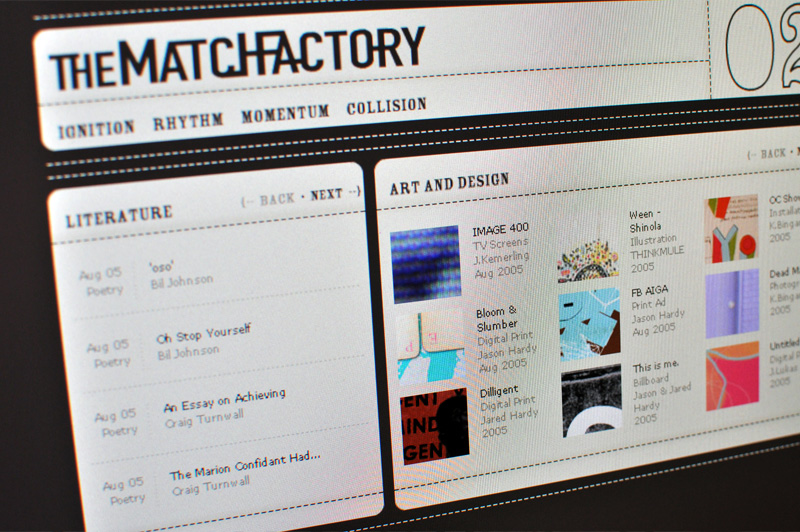 TheMatchFactory.com - Version 01
