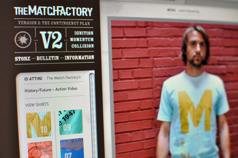 TheMatchFactory.com - Version 02 (Momentum Section)