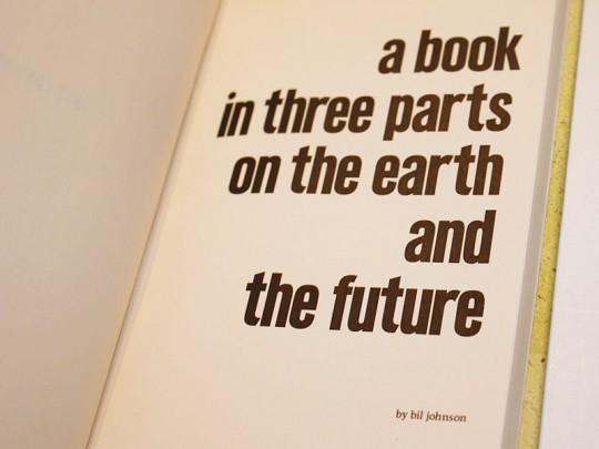 in three parts
